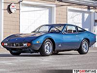 1972 Ferrari 365 GTC/4 = 260 kph, 340 bhp, 6.2 sec.