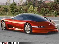 1985 Buick Wildcat Concept = 253 kph, 253 bhp, 6.2 sec.