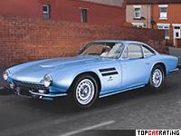 1963 Jaguar LeMans D-Type Coupe Special Michelotti = 261 kph, 250 bhp, 5.5 sec.