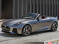 Jaguar F-Type SVR Convertible  AWD 2017