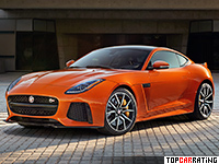 Jaguar F-Type SVR Coupe  AWD 2017