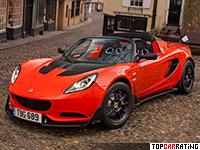 2016 Lotus Elise Cup 250 = 248 kph, 246 bhp, 4.2 sec.