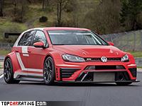 2016 Volkswagen Golf GTI TCR = 275 kph, 330 bhp, 5.2 sec.