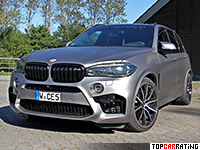 2016 BMW X5 M Manhart Racing MHX5 700 = 315 kph, 700 bhp, 4 sec.