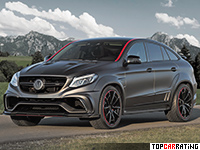 Mercedes-AMG GLE 63 S Coupe 4Matic Mansory  AWD 2016