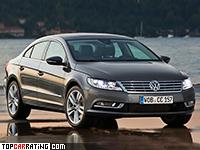 2012 Volkswagen CC V6 4Motion = 250 kph, 300 bhp, 5.5 sec.