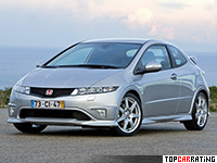 Honda Civic Type-R (FN2)  FWD 2007