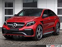2016 Mercedes-AMG GLE 63 S Coupe TopCar Inferno = 300 kph, 708 bhp, 3.9 sec.