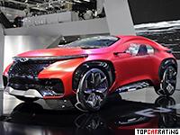 2016 Chery FV2030 Concept = 300 kph, 500 bhp, 4 sec.