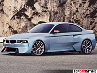 BMW 2002 Hommage Concept  RWD 2016
