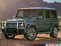 2015 Mercedes-AMG G 65 = 230 kph, 630 bhp, 4.9 sec.