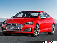 2017 Audi S5 = 250 kph, 354 bhp, 4.7 sec.