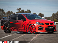 2015 Holden Commodore HSV GTS Walkinshaw Performance W507 = 345 kph, 689 bhp, 3.6 sec.