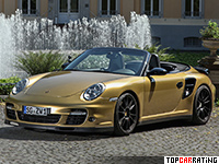Porsche 911 Turbo Cabriolet Wimmer RS (997)  AWD 2016