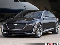 2016 Cadillac Escala Concept = 300 kph, 500 bhp, 4.5 sec.