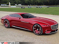 Mercedes-Maybach 6 Vision Concept  AWD 2016
