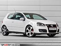 2004 Volkswagen Golf GTI (Typ 1K) = 245 kph, 230 bhp, 6.8 sec.