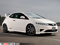 Honda Civic Type-R Mugen  FWD 2010