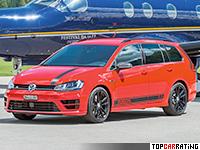 2017 Volkswagen Golf R360S Variant = 265 kph, 360 bhp, 4.8 sec.