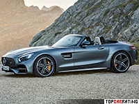 Mercedes-AMG GT C Roadster  AWD 2018