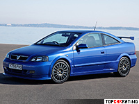 Vauxhall Astra Coupe 888 Turbo  FWD 2002