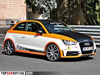 2011 Audi A1 MTM Nardo Edition 2.5 TFSI = 324 kph, 500 bhp, 4.9 sec.