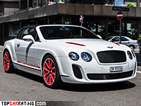 Bentley Continental Supersports Convertible ISR  AWD 2011