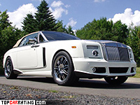 Rolls-Royce Phantom Drophead Coupe Mansory Bel Air  RWD 2008