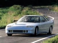 1985 Mazda MX-03 Concept = 300 kph, 315 bhp, 5 sec.