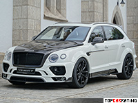 Bentley Bentayga Mansory  AWD 2016
