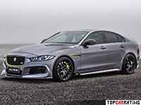 2016 Jaguar XE S ASPEC PPJ450 = 285 kph, 450 bhp, 4.3 sec.