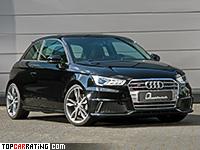 2016 Audi S1 B&B = 285 kph, 380 bhp, 4.5 sec.