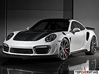 2016 Porsche 911 Turbo S TopCar Stinger GTR gen.2 (991) = 370 kph, 750 bhp, 2.5 sec.