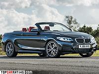 2016 BMW M240i Cabrio (F23) = 250 kph, 340 bhp, 4.9 sec.