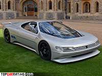 Peugeot. The fastest cars in the world. The highest speed of supercars.