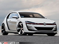 Volkswagen Design Vision GTI Concept  AWD 2013