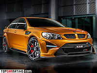 Holden Commodore HSV GTS-R W1 (VFII)  RWD 2017