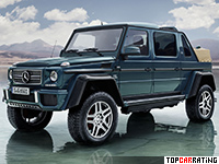 Mercedes-Maybach G 650 Landaulet  AWD 2017