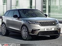 2018 Land Rover Range Rover Velar P380 HSE = 250 kph, 380 bhp, 5.7 sec.