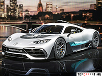 Mercedes-AMG Project ONE  AWD 2017