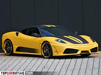 2010 Ferrari F430 Scuderia Novitec Rosso 747 Edition  = 351 kph, 747 bhp, 3.4 sec.