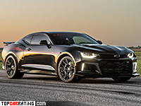 Chevrolet Camaro ZL1 Hennessey The Exorcist  RWD 2017