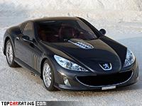 2004 Peugeot 907 Concept = 300 kph, 500 bhp, 4 sec.