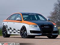 2010 Audi RS6 MTM Clubsport = 350 kph, 730 bhp, 3.6 sec.
