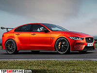 Jaguar XE SV Project 8  AWD 2018