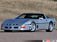 Callaway SledgeHammer Corvette C4 Twin Turbo  RWD 1988