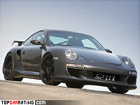 2010 Porsche 911 Turbo Sportec SPR1R = 380 kph, 846 bhp, 3 sec.