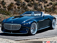 Mercedes-Maybach 6 Cabriolet Vision Concept  AWD 2017