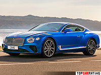 Bentley Continental GT  AWD 2018