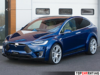 Tesla Model X FAB Design Virium  AWD 2017